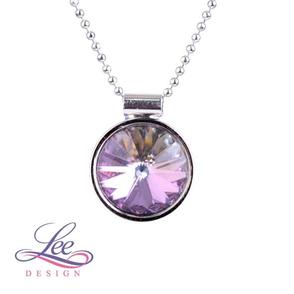 Náhrdelník se Swarovski® crystals Rivoli LX Crystal Vitrail Light b63184ffdef