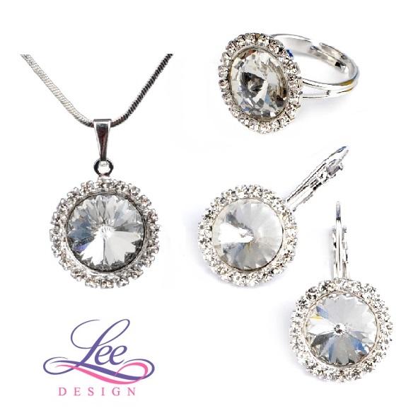 Sada šperků se Swarovski® crystals Daisy Crystal a02e8239fae