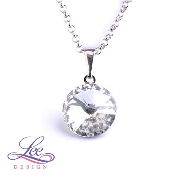 c3434cc6b40 Náhrdelník se Swarovski® crystals Rivoli 14 Crystal