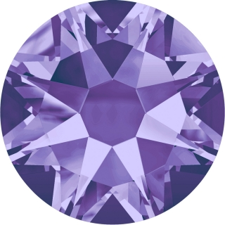 Swarovski Elements 2088 Xirius Rose Foiled (BAL) - Tanzanite (539)
