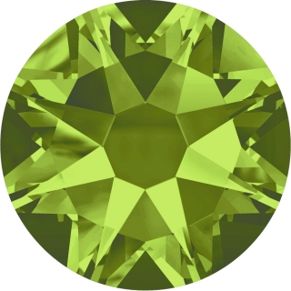 Swarovski Elements 2088 Xirius Rose Foiled (BAL) - Olivine (228)