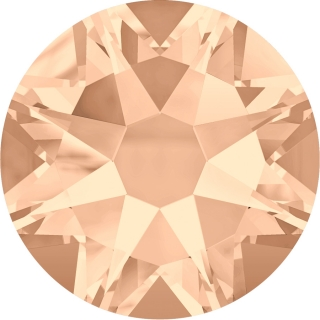 Swarovski Elements 2088 Xirius Rose Foiled (BAL) - Silk (391)